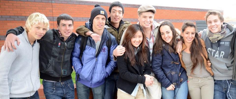 Students in Tasmania
