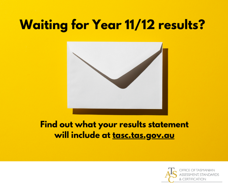 Waiting for Year11/12 results?